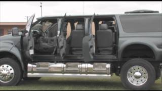 Alton Truck Manufacturing Co:  Extreme Vehicles