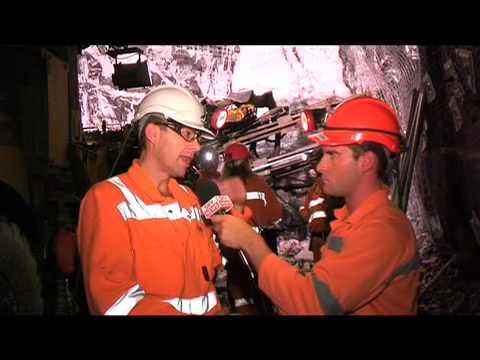 Gold Mining Under Bendigo