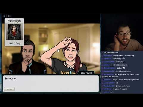 Criminal Case: The Conspiracy Case #22 - Color Me Murdered Chapter 1
