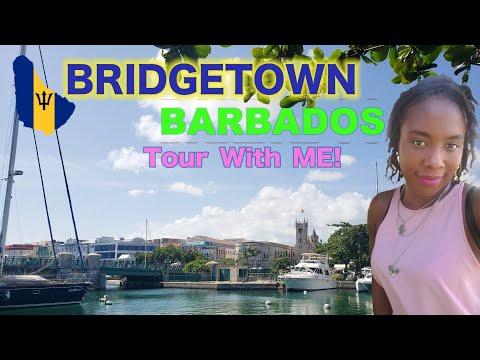 BRIDGETOWN Barbados Tour