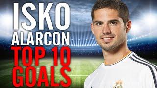 Isko Alarcon Goals • TOP 10