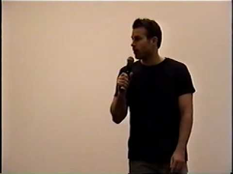 Supernatural Star Mark Lutz at the  Creation Supernatural Convention in Chicago