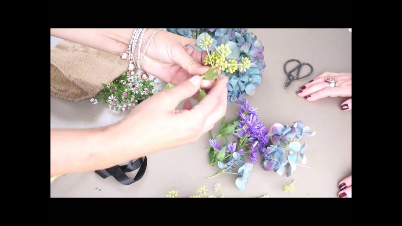 Fiori Di Ortensia Secchi come potare le ortensie e realizzare una talea (video