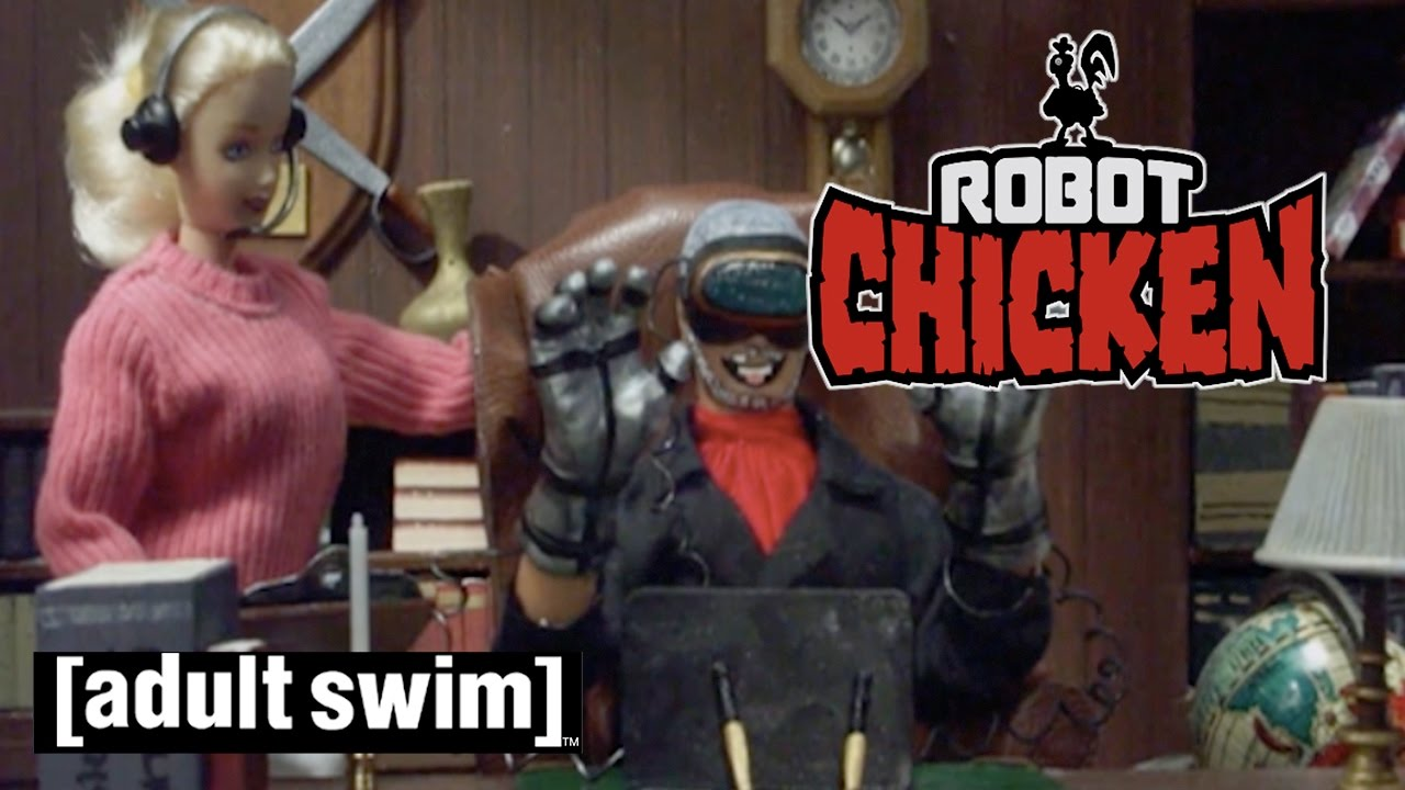 Robot chicken robot sex