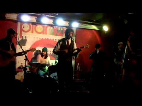 The Weird Beards Live @ Pianos Lower East Side NYC (City of Flowers)