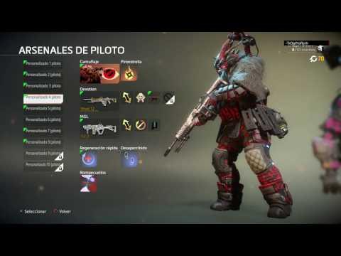 Titanfall 2 Mejor Arma y Mejor Titan