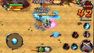 Scorched Plains 3 Brave Trials Walkthrough