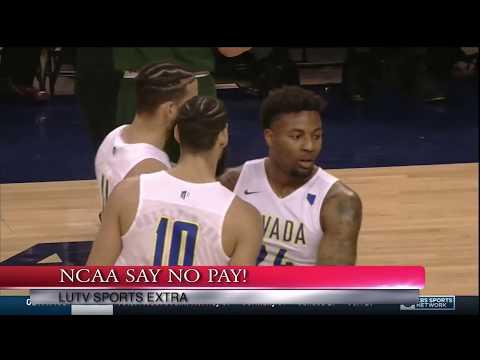 LUTV Sports Extra: NCAA Say No Pay!