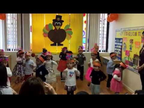Turkey Pokey song