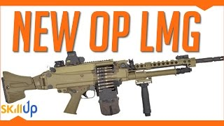 The Division | New Survival LMG Leaked  & Tested! (Spoiler: This Thing Is Strong!)
