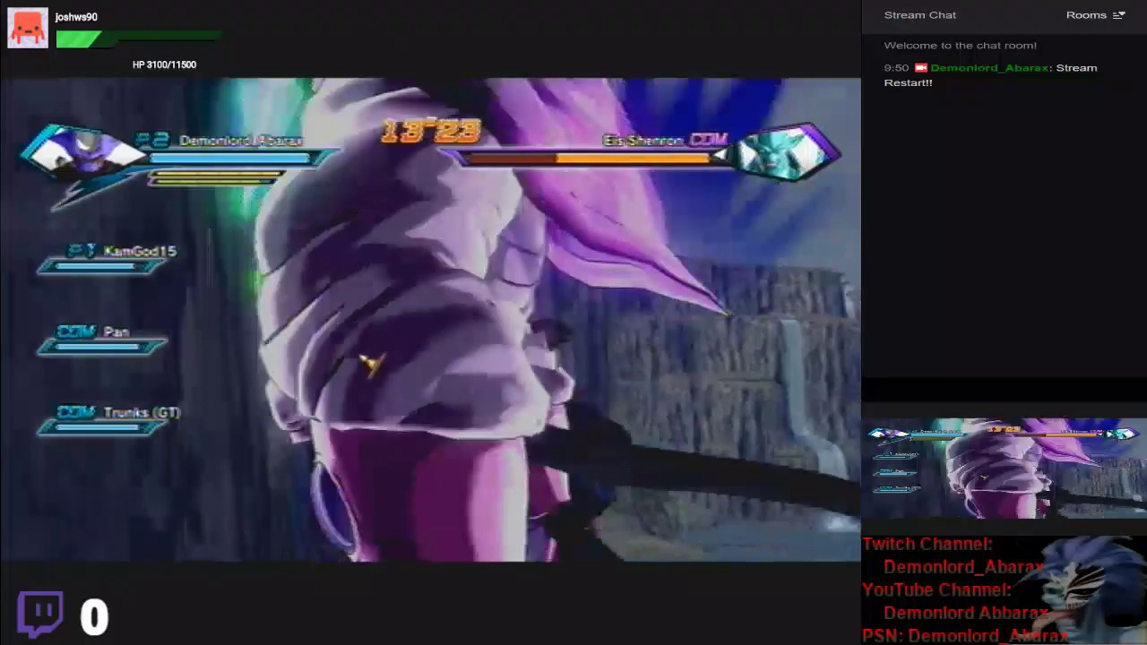 [PS3] Dragonball XenoVerse - {Brand New Char. Multiplayer #27.2}