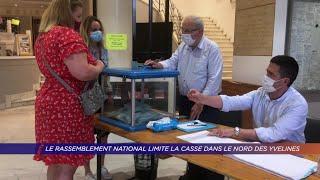 Yvelines | Le Rassemblement national limite la casse dans le nord des Yvelines
