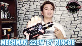 Mechman 228w by Rincoe (🇵🇭 ph)