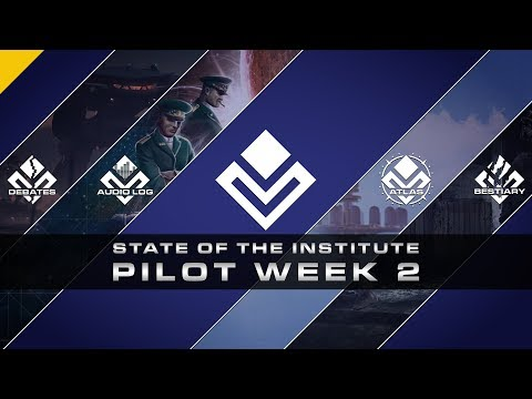 State of the Institute: Pilot Week 2, Stellaris Invicta & More! | Incoming
