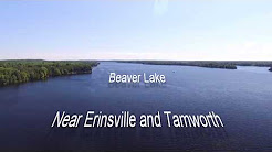 Beaver Lake in June and July 2017