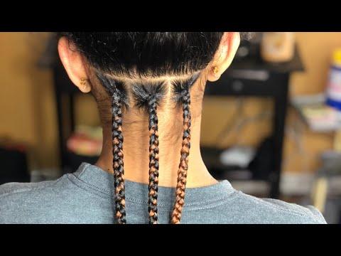 knotless-box-braids-tutorial