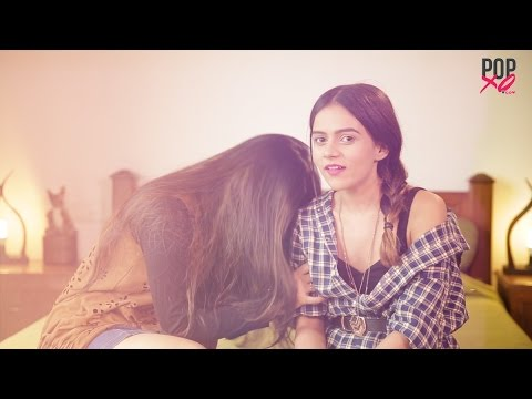 Komal And Cherry Take The Whisper Challenge - POPxo