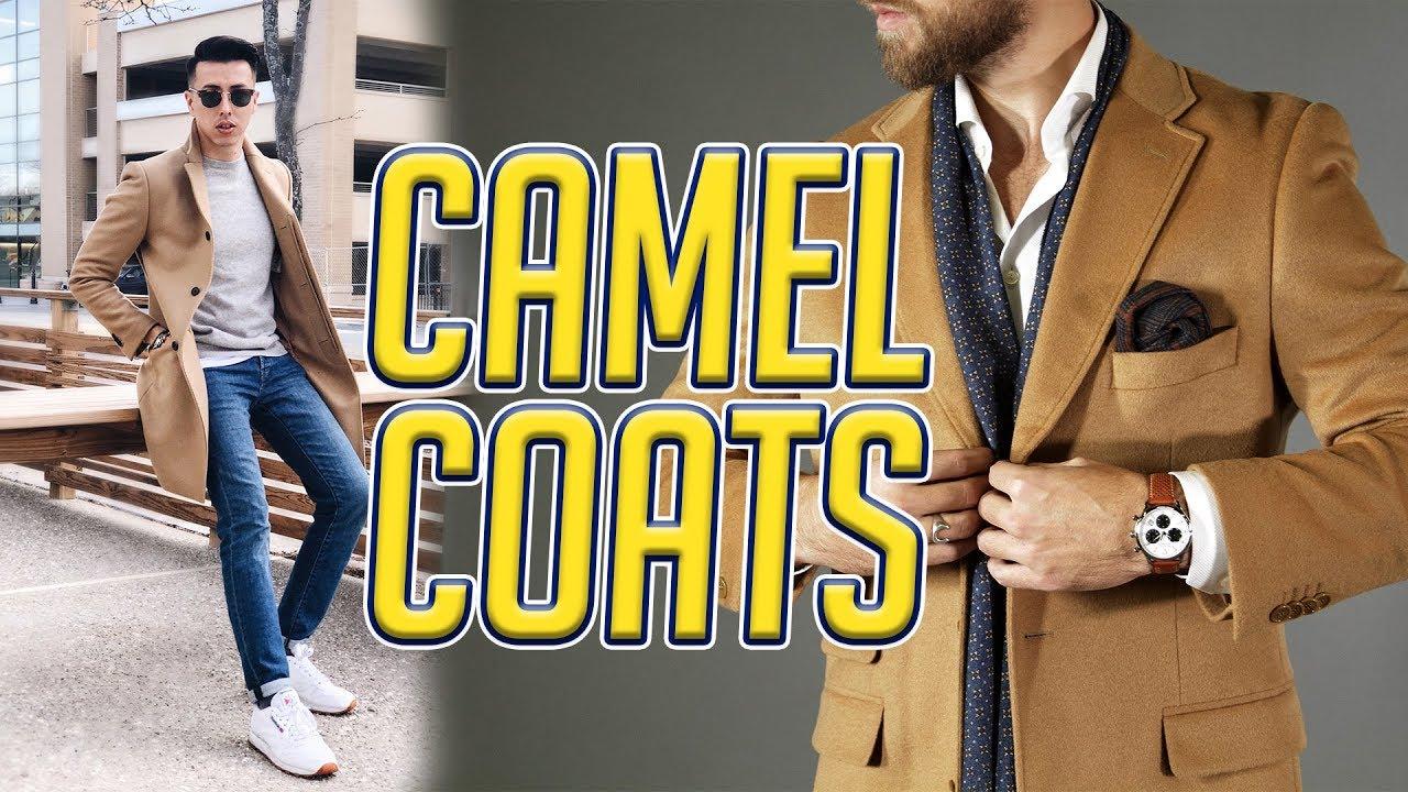 Look - Mens stylish topcoat video