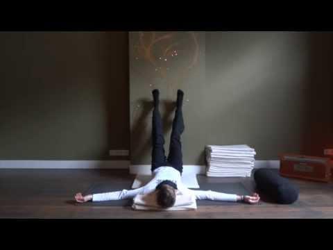 restorative yoga  savasana  youtube