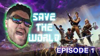 Save The World (Ep. 1) | Fortnite