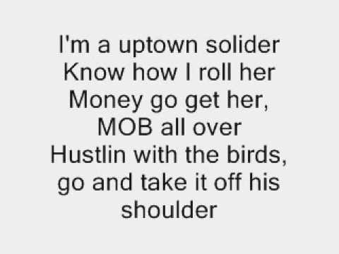 Birdman Ft. Lil Wayne - I Run This (lyrics on screen)