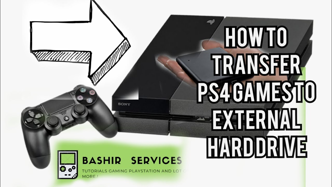 PSA: You can now use an external hard drive to transfer ...