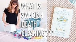 Decluttering with Swedish Death Cleaning - Don't Burden Your Family