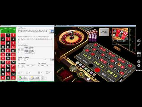 Video Roulette system software