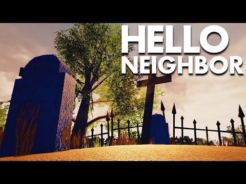 Hello Neighbor | TAJNO GROBLJE