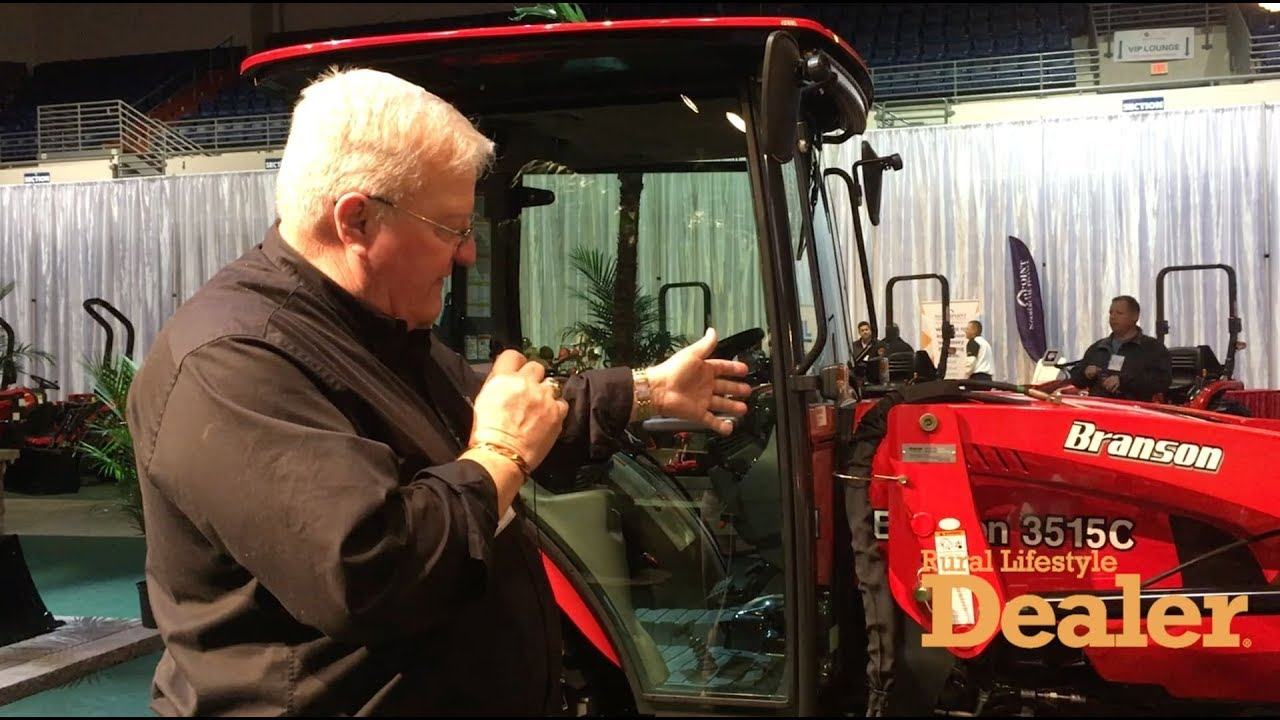 Video] View from Branson Tractors' 2019 National Dealer