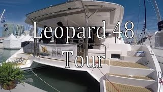 Leopard 48 Walk thru