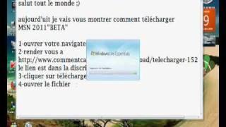2011 GRATUITEMENT 01NET FRANCAIS TÉLÉCHARGER EN MSN