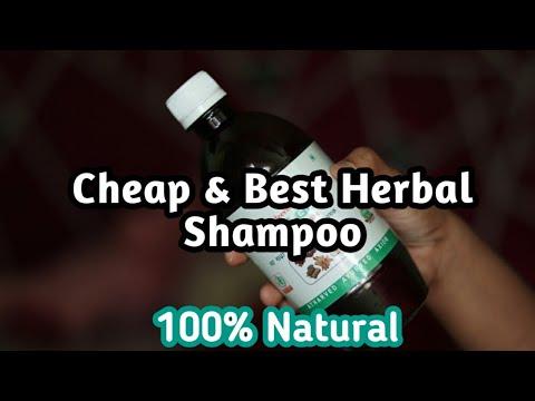 தமிழில்-100%-chemical-free,-cheap-&-best-herbal-shampoo-review- -day-46