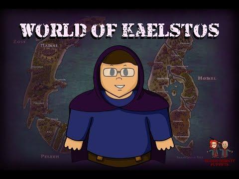 World of Kaelstos - Episode 6 - Naval Nonsense