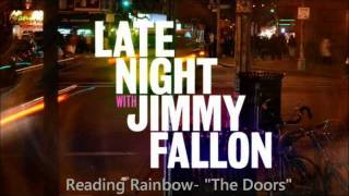 Jimmy Fallon- Reading Rainbow (Track Only)