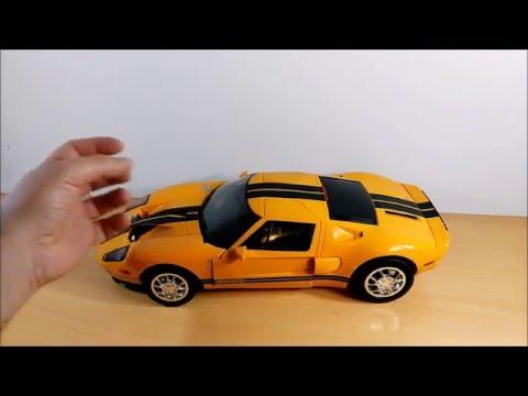 Review De Roadbot Ford GT 1 12 En Español Por EreBot