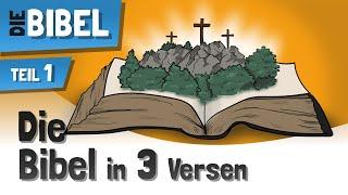 Die Bibel lesen und verstehen in 7 Minuten - Evangelium/Jesus - Teil 1/7