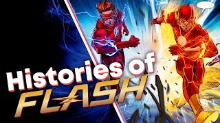 EVERY Flash Origin & History Explained!