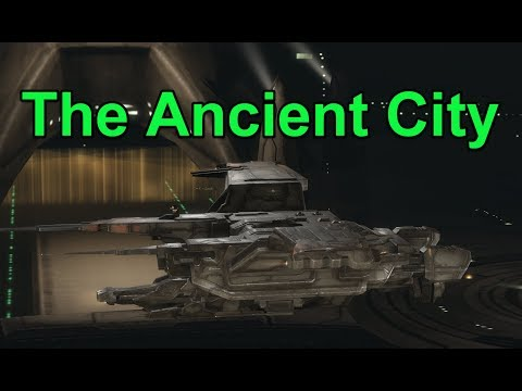 The Ancient City - EVE Online Live Presented in 4k