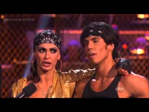 Apolo Anton Ohno and Karina Smirnoff   Hip Hop   Dancing with the Stars All Stars Week 4