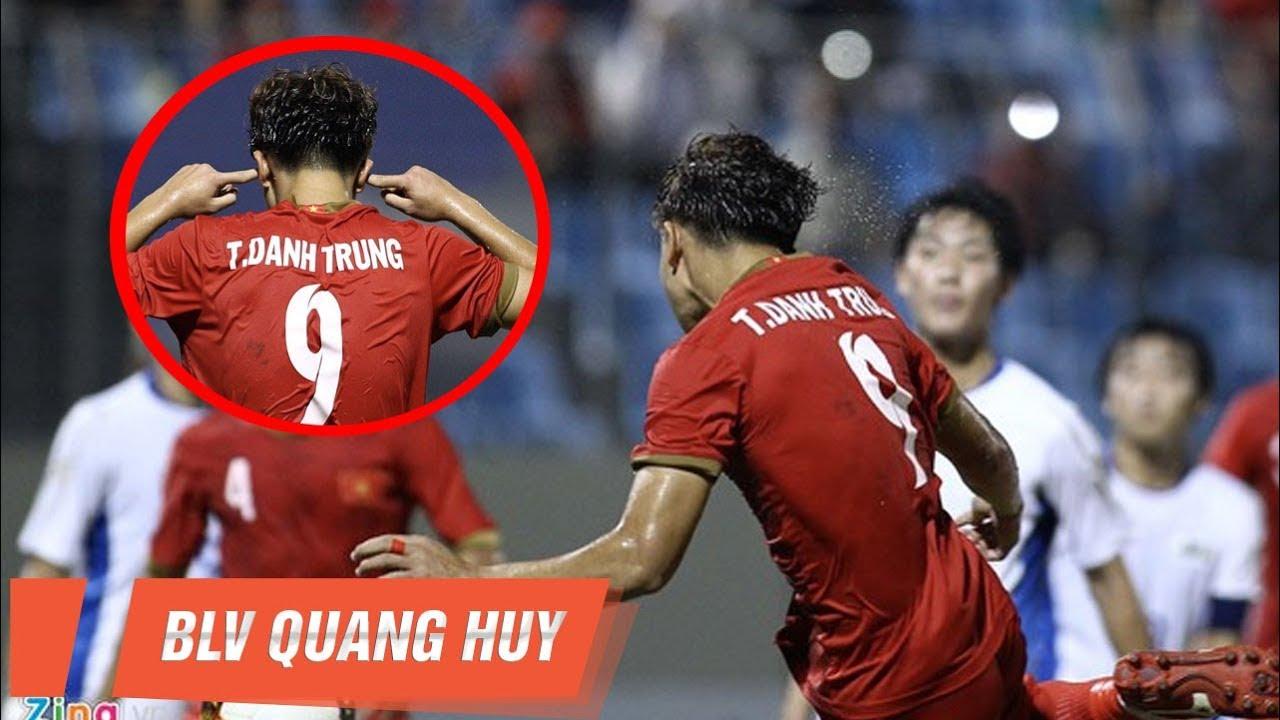 Highlights | U21 Việt Nam - U21 SV Nhật Bản | Danh Trung ghi bàn, lên ngôi vô địch | BLV Quang Huy