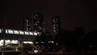 元朗朗城匯附近夜景(見到世宙同朗屏8號)