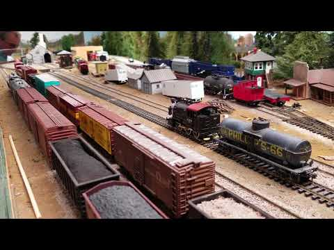 Elkhart Model Railroad Club