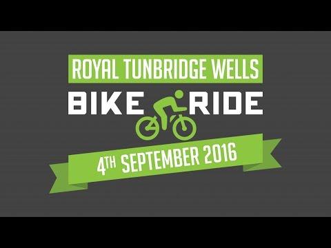 The Royal Tunbridge Wells Bike Ride 2016