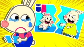 Come Back Home, Baby Tokki! Don't Feel Jealous | Tokki Channel Kids Cartoon