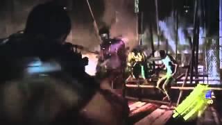 Resident Evil 6 - Gameplay - Chris Redfield (Part 1)