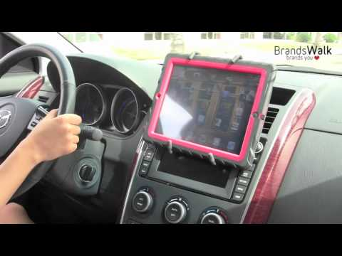 Breffo Spiderpodium IPad & Tablet PC Stand And Car Mount