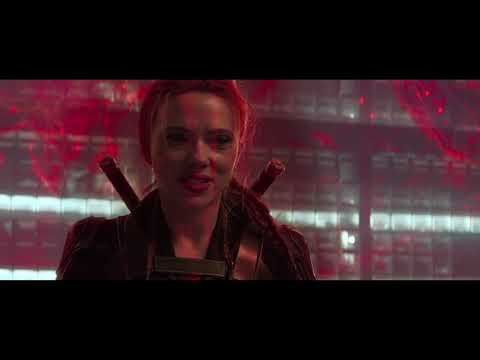 [Dolby Vision/HDR10+ Grading] Black Widow Final Trailer ( 2020 ) In HDR-X By TEKNO3D