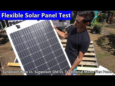 The Truth About Flexible Solar Panels Youtube