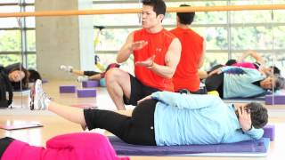 Adult Fitness Classes - Stay Focused - Tokyo American Club